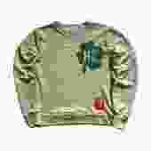 H Street Clover Sweatshirt