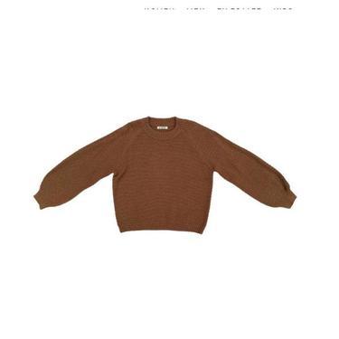 Rice Stitch Sweater