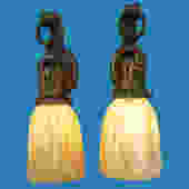 Pair of Sconces – More Information Coming Soon