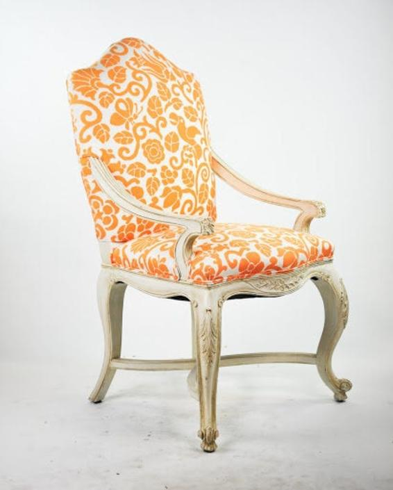 French Style Arm Chair by BluffStProps