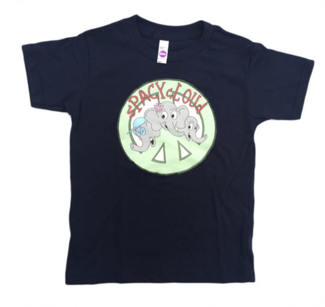 sPACYcLOUd Peace T-Shirt