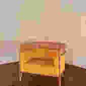 Vienna Arm Cane Chair
