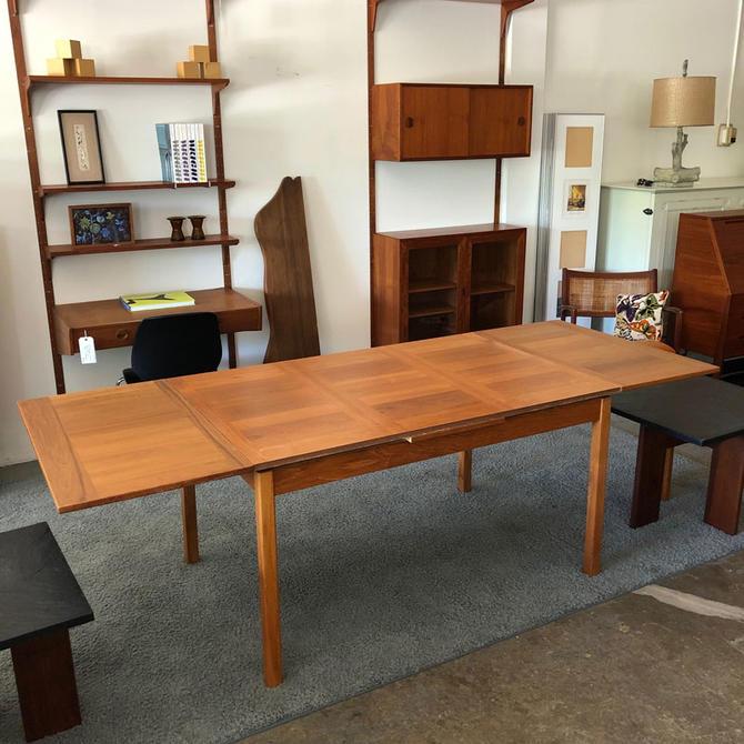 HA-18161 Petite Refectory Table AS-IS