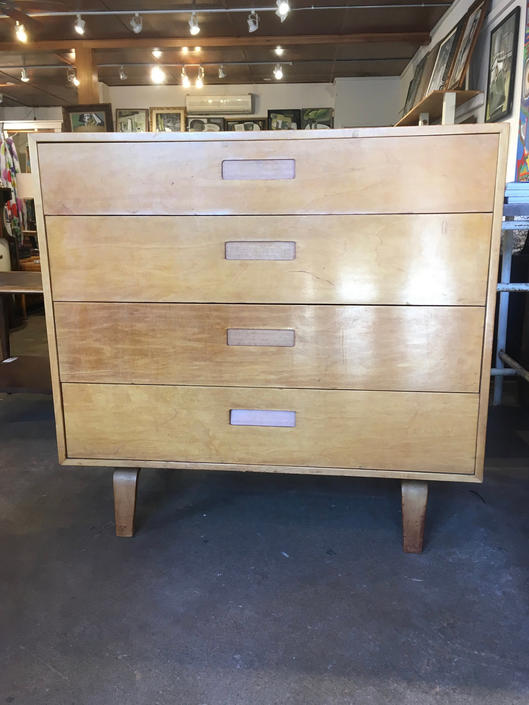 Clifford Pascoe 4 Drawer Mid Century Dresser by bcdrygoods