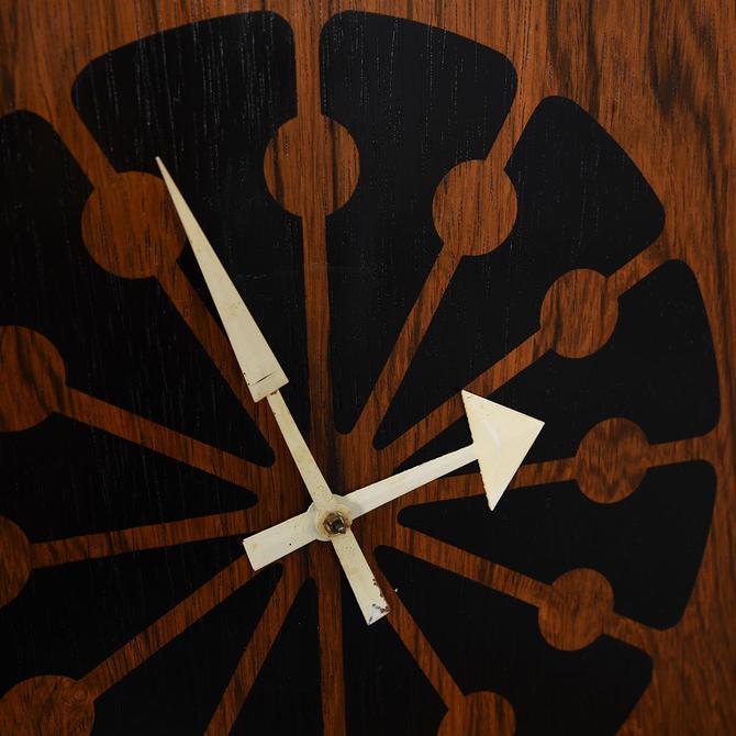 Rare Rosewood Grandfather Clock