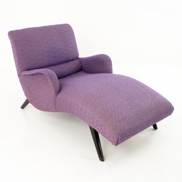 Greta Grossman Mid Century Chaise Lounge Chair - mcm by ModernHill