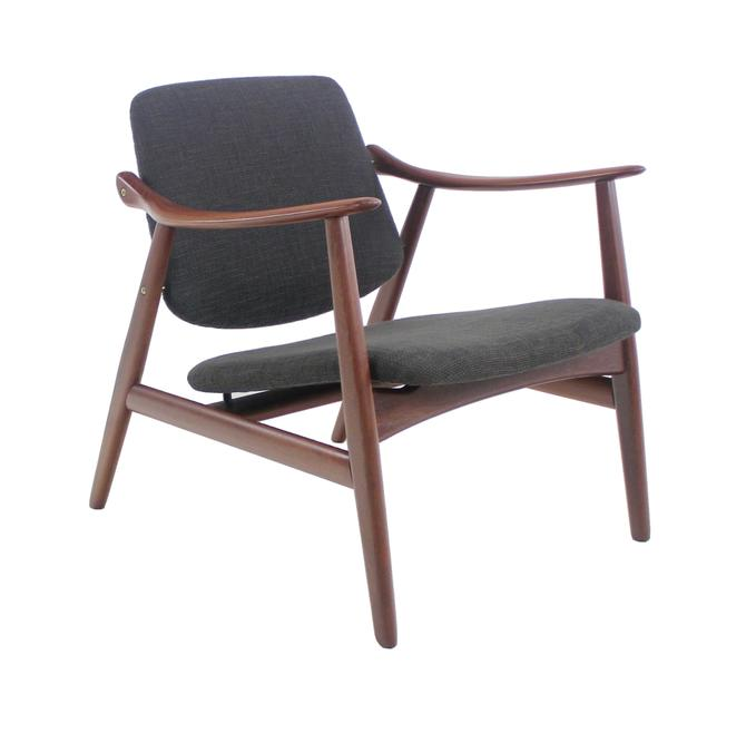 Classic Scandinavian Modern Teak Chair Designed by Hovmand Olsen