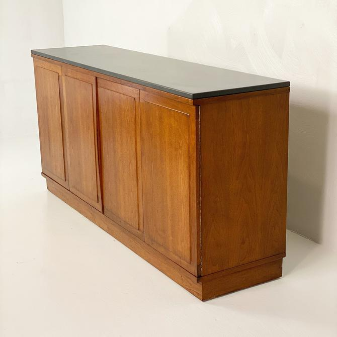 Walnut Credenza by Jack Cartwright for Founders, Circa 1960s - *Please see shipping details before you purchase. by CoolCatVintagePA