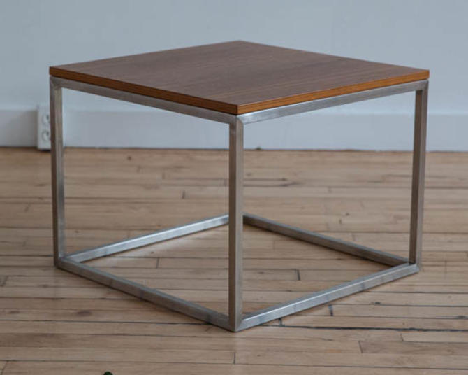 DWR Cube Side Table