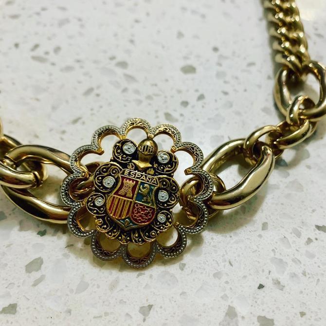 Espana Necklace