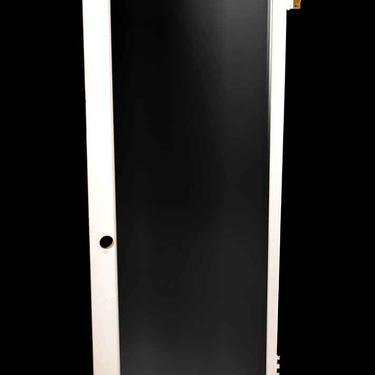Vintage Non Panel Mirrored Wood Closet Door 78.75 x 29.75