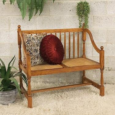 LOCAL PICKUP ONLY ------------ Vintage Bench by RetrospectVintage215