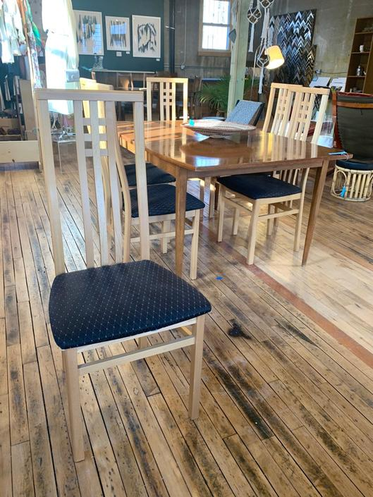 Set of 6 Italian Made Dining Chairs