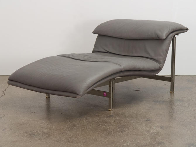 Saporiti Wave Chaise Lounge by openairmodern