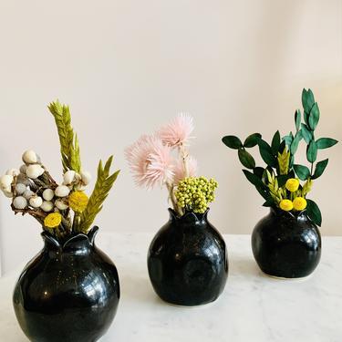 Revel Bud Vase + Dried Floral Bundle