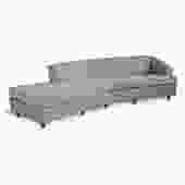 Harvery Probber Large Angled One-Arm Sofa