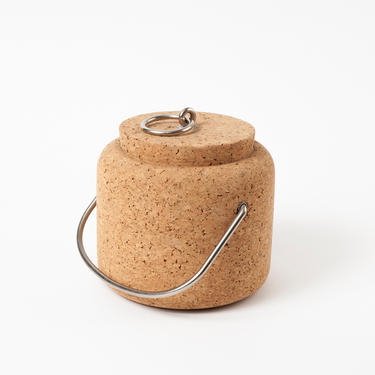 MCM Boda Nova Cork Ice Bucket-Signe Persson-Melin