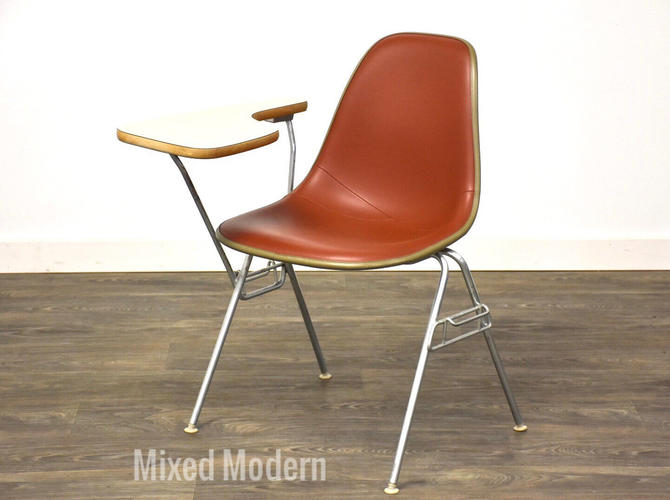 Eames School Shell Chair & Desk by mixedmodern1