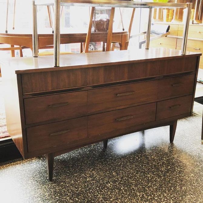 44 Midcentury Modern Dresser - $425