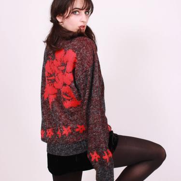 Hibiscus Sweater by DevilSlang