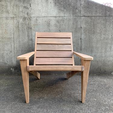 Modern Adirondack Chair by MarcoBogazziStore