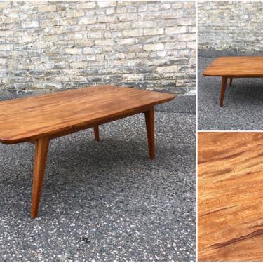 Made In Minnesota: 'organic' Coffee Table