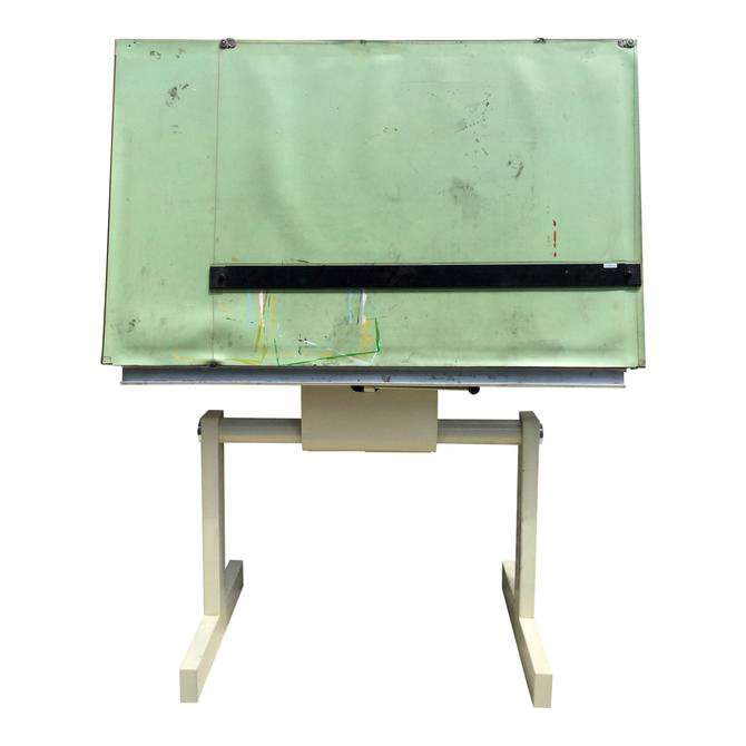 Industrial Drafting Table (In-Store)