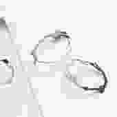 Oval Komu Earrings