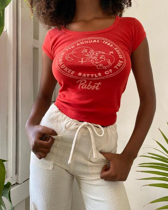 80s Battle of the Sexes Tee