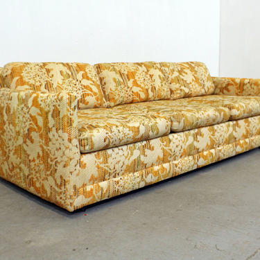 Mid-Century Danish Modern Vintage Milo Baughman Forecast Sofa by AnnexMarketplace
