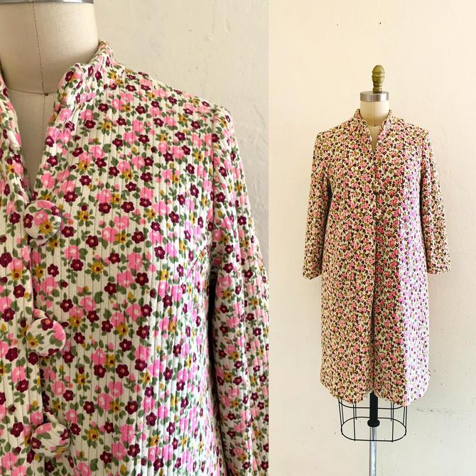 vintage 60's floral spring jacket by HarlowsVintage
