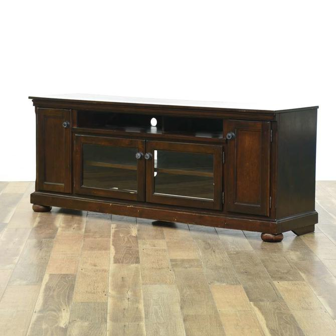 Contemporary American Traditional Credenza Media Center