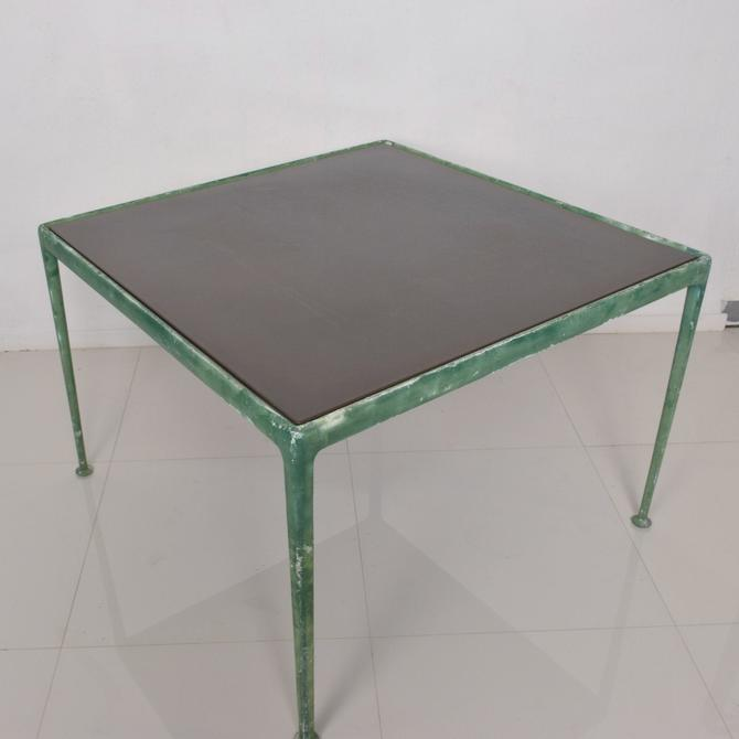 MCM Vintage Patio Dining Table by RICHARD SCHULTZ for Knoll 1966 by AMBIANIC