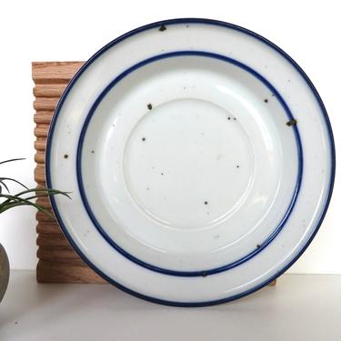 Vintage Dansk Blue Mist Saucer By Niels Refsgaard From Denmark, Single Replacement Blue Mist Small Plate by HerVintageCrush