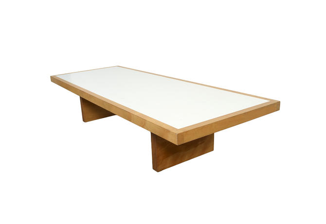 Coffee Table George Nelson Herman Miller Mid Century Modern Cocktail Table by HearthsideHome
