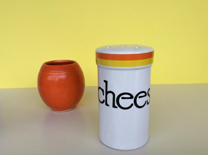 Seventies 70s MCM Cheese Shaker -- supercool! by nauhaus