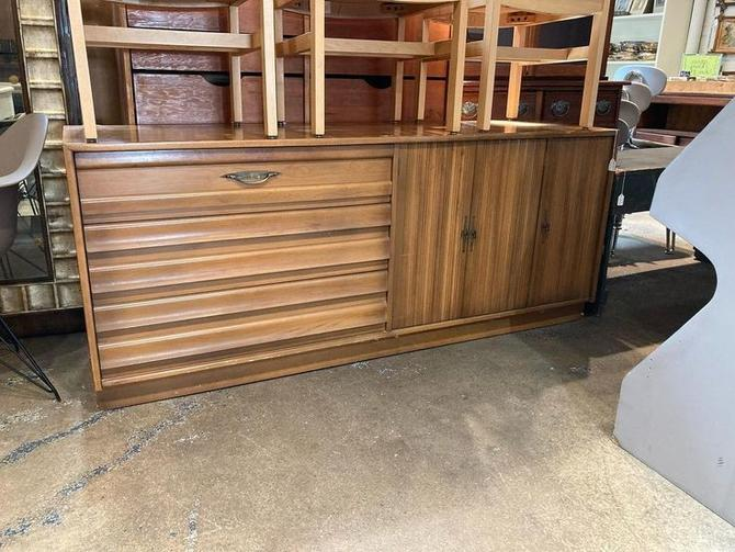 """Mid century dresser from American of Martinville furniture company. 72"""" x 18.5"""" x30.5"""""""