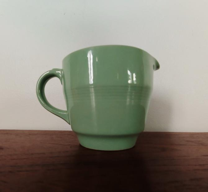 Vintage Woods Ware Beryl Milk Jug Pitcher Made in England by ModandOzzie