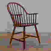Cherry Windsor Armchair