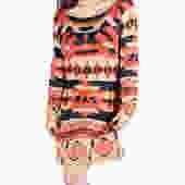 Going Native Sweater Dress