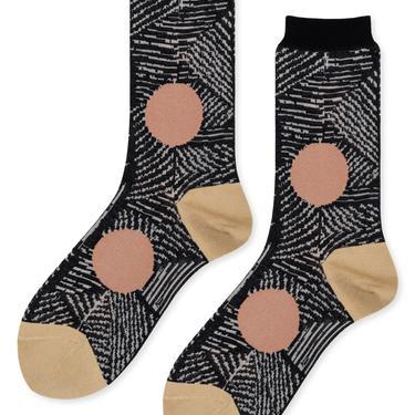 Hatchmark Crew Socks