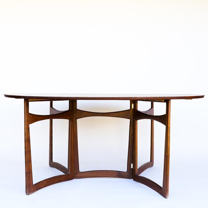 Model 20/59 Peter Hvidt Gate Leg Dining Table