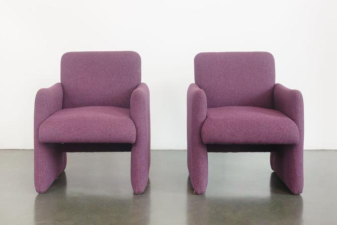 Pair of Loewenstein Chairs