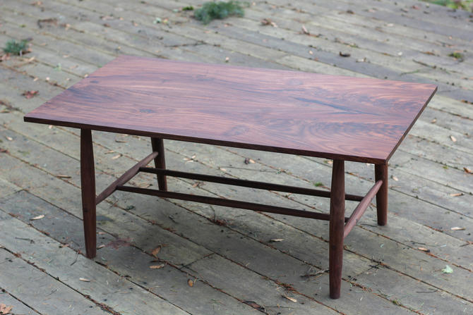Mid Century Coffee Table by MakersWoodworks