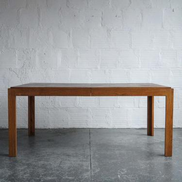 Motif Inc. Wood Extension Dining Table
