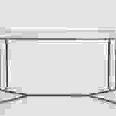 Rectangular Patio Dining Table by Walter Lamb for Brown Jordan