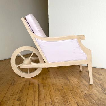 Philippe Starck 'Man Ray' Lounge Chair- Clift Hotel by 330Modern