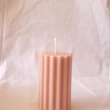 Reign Pillar Candle by SkiinTones