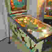 SOLD. Atlantis Vintage Pinball Machine