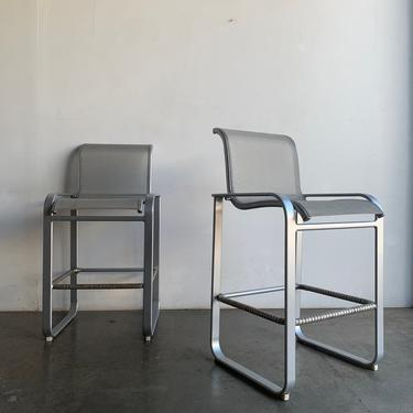 Quantum bar chair by Brown and Jordan -pair by VintageOnPoint